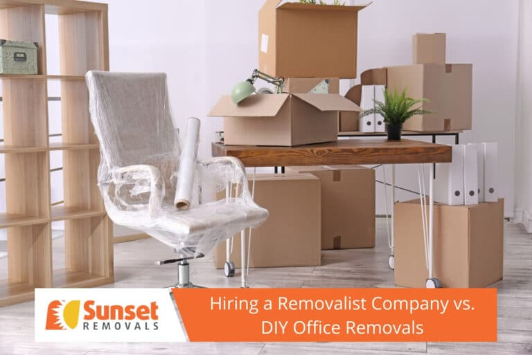 Hiring a Removalist Company vs. DIY Office Removals