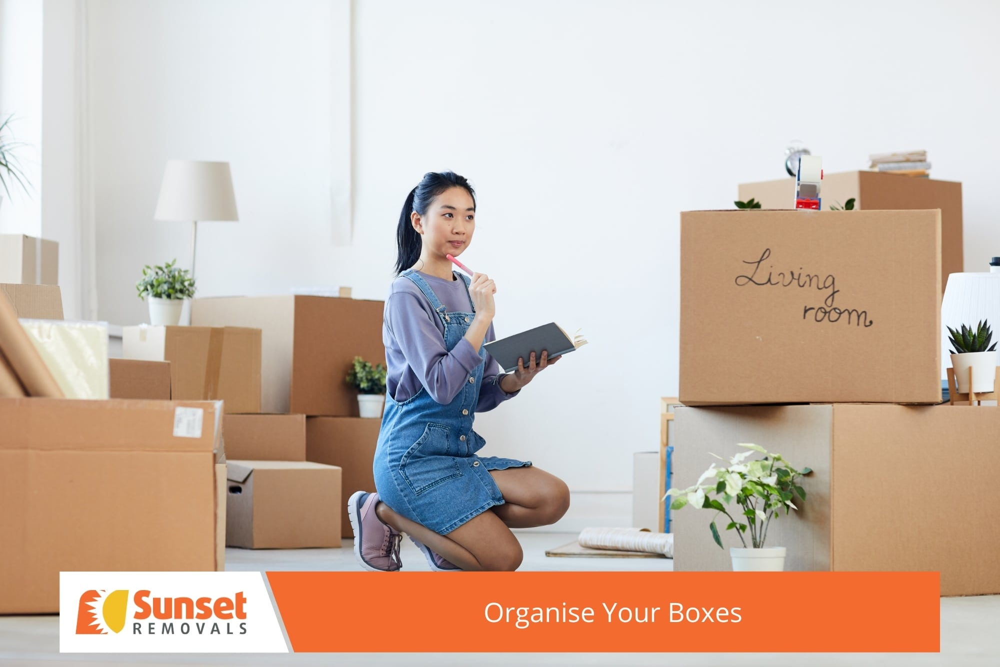 Organise Your Boxes