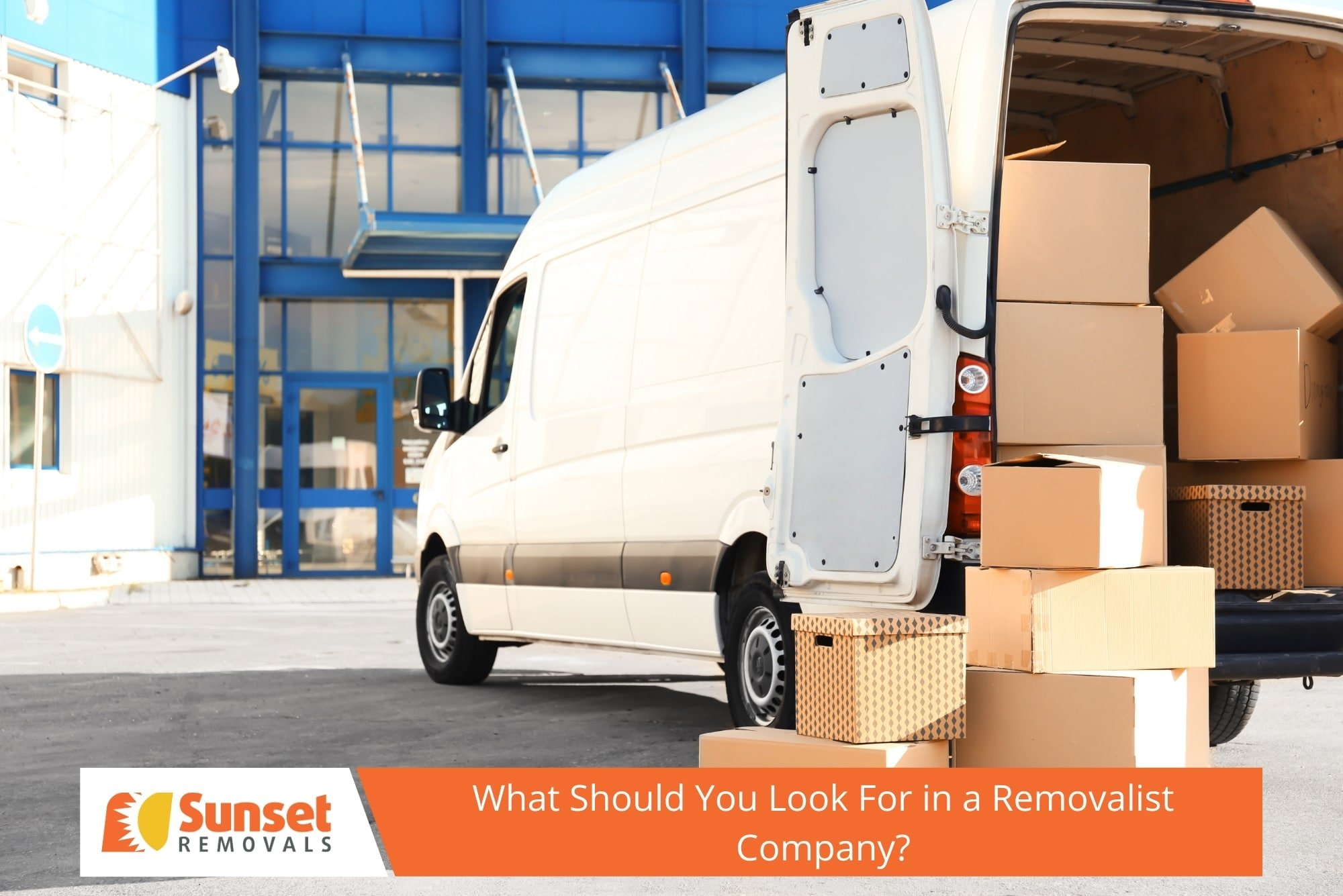 What Should You Look For in a Removalist Company