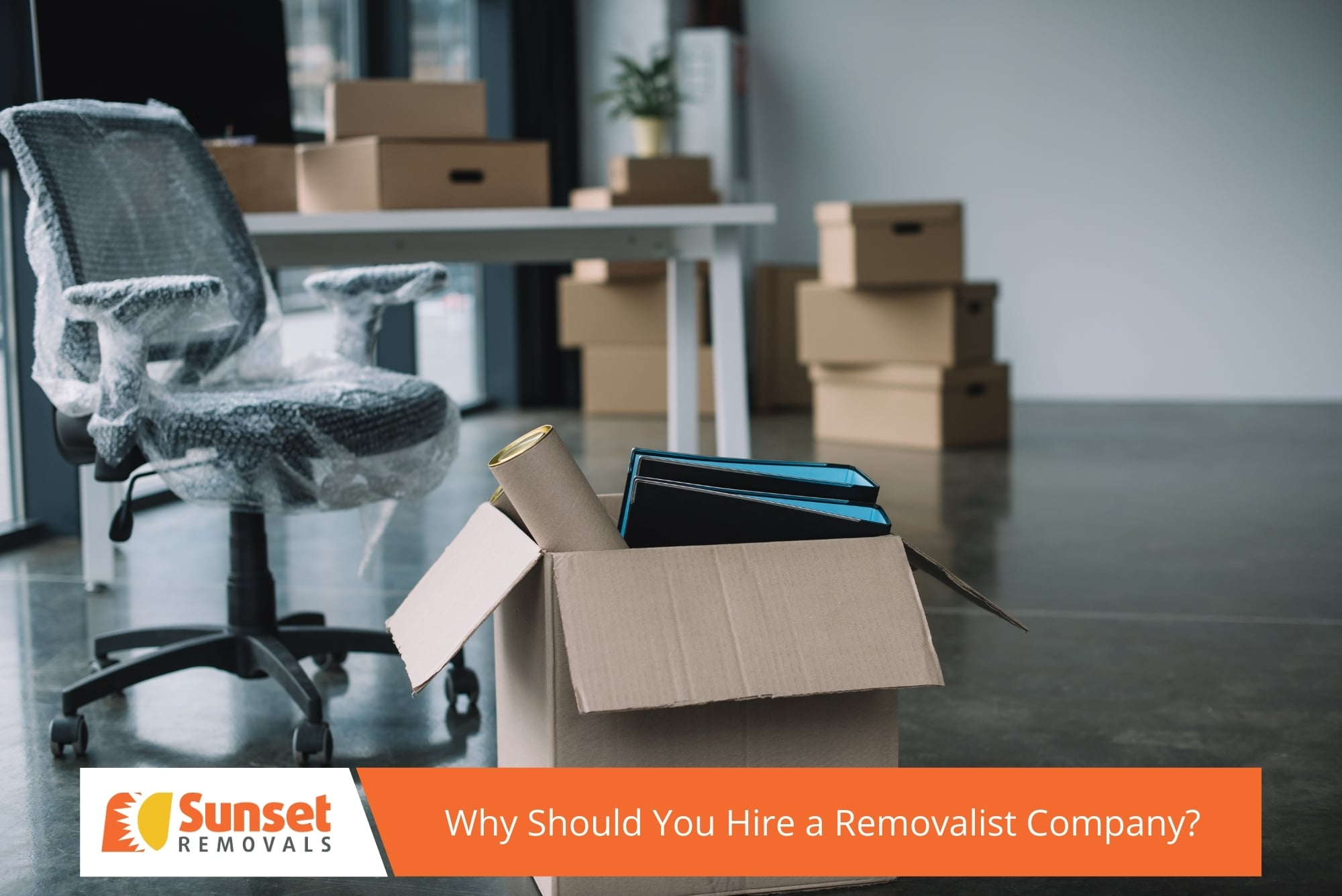 Why Should You Hire a Removalist Company