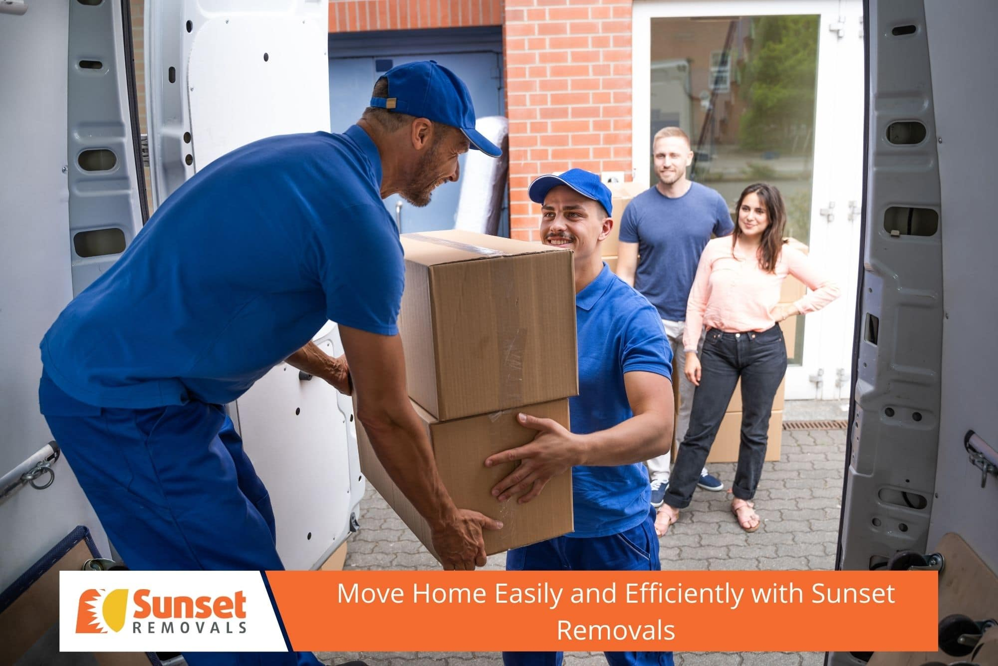 Move Home Easily and Efficiently with Sunset Removals