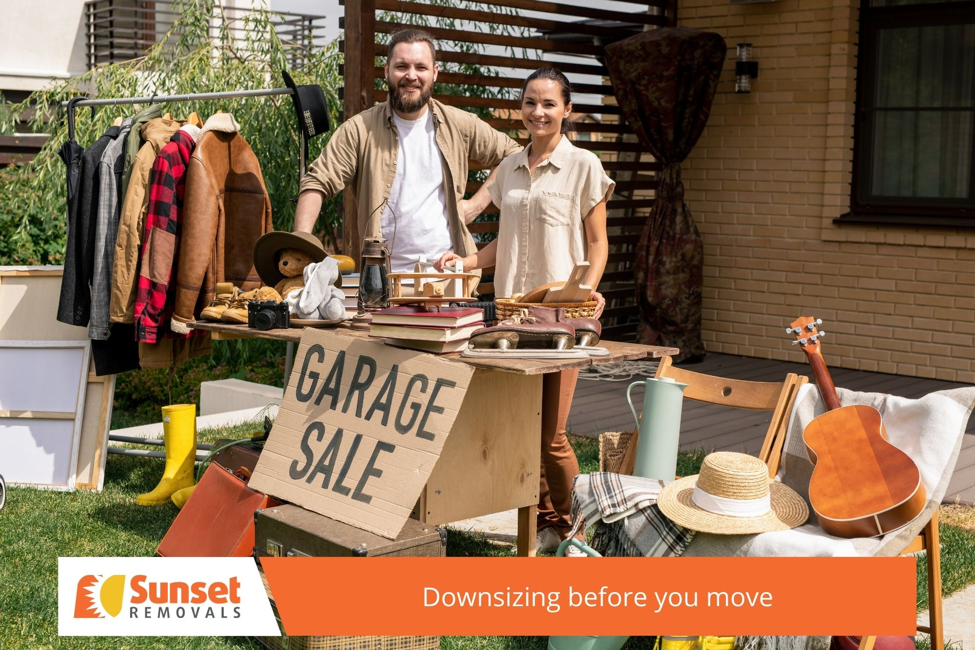 Downsizing before you move