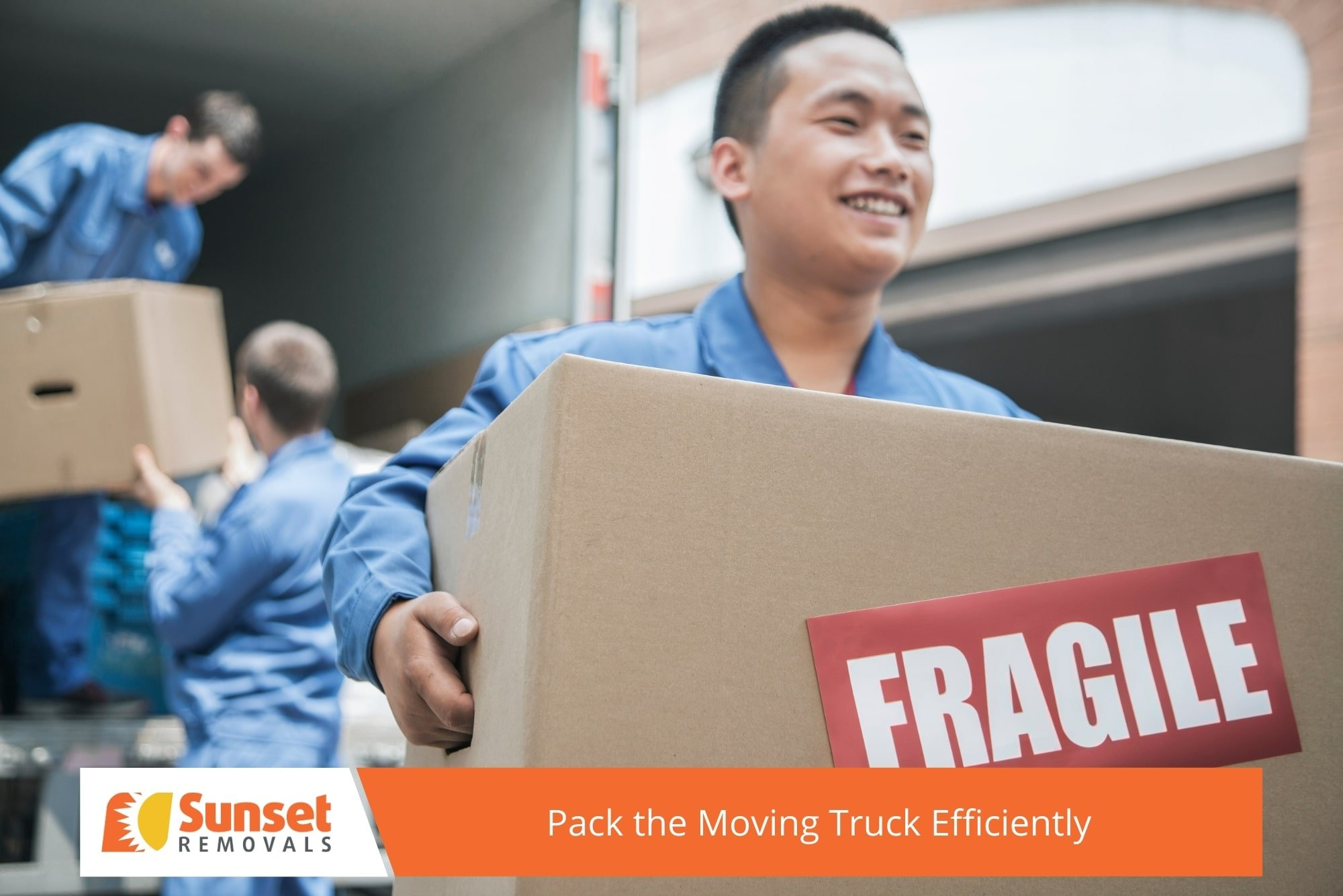 Pack the Moving Truck Efficiently