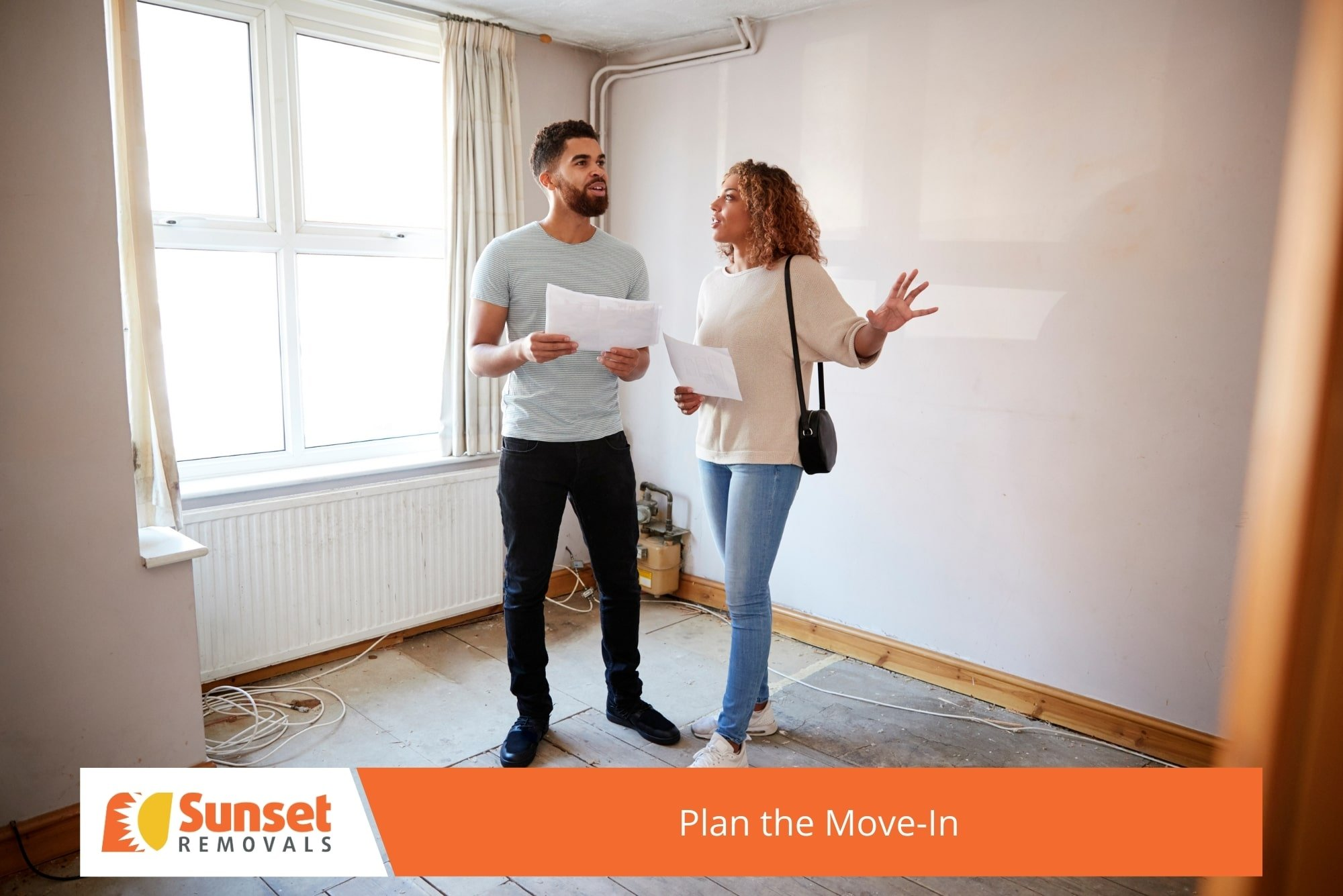 Plan the Move-In