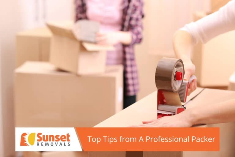 Top Tips from A Professional Packer