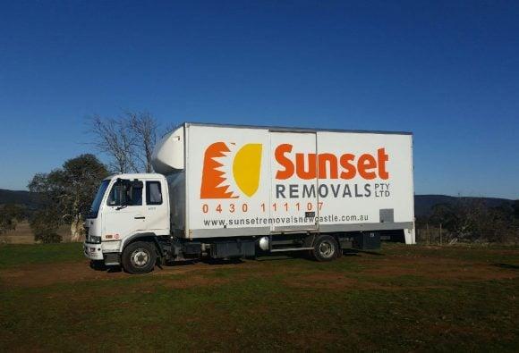 sunset removals banner